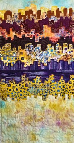 City Red Gold - Kathy Schmidt