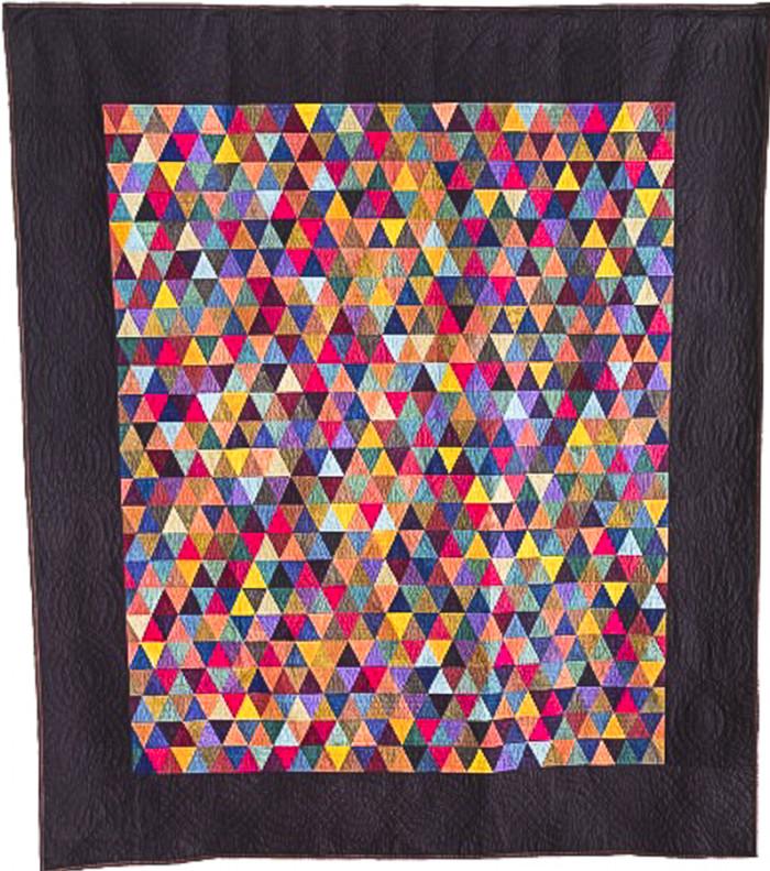 Triangles - Marilyn Knepp
