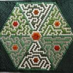 Cathy Miller Hexi Garden Maze