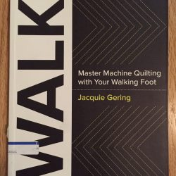 Walk by Jacquie Gering available to members from GAAQG Library